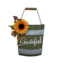 "Bee & Willow™ Home ""Grateful"" Harvest Indoor Holiday Decoration"
