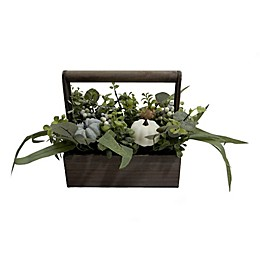 Bee & Willow™ Home 10.75-Inch Harvest Floral Centerpiece Decoration