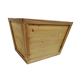 Bee & Willow™ Home Medium Wooden Crate