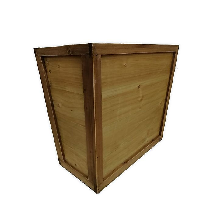 Alternate image 1 for Bee & Willow™ Home Large Wooden Crate