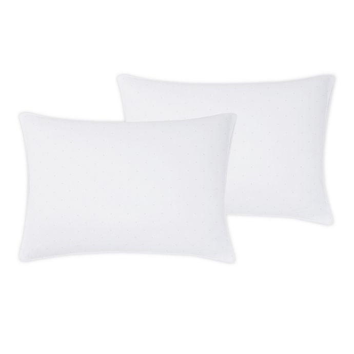 Alternate image 1 for Charisma® Dot 2-Pack Bed Pillows