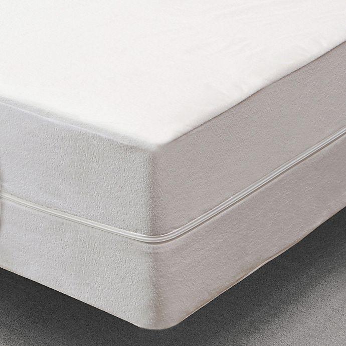 Waterproof Mattress Protector, Bed Bath And Beyond Waterproof Mattress Pad Queen