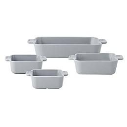 CorningWare® Modern 4-Piece Baking Dish Set in Ash