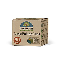 If You Care® 60-Count Large Baking Cups