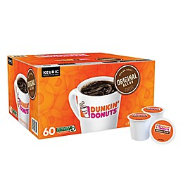 Dunkin' Donuts® Original Coffee Keurig® K-Cup® Pods 60-Count