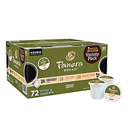 Panera Bread® Coffee Variety Pack Keurig® K-Cup® Pods 72-Count