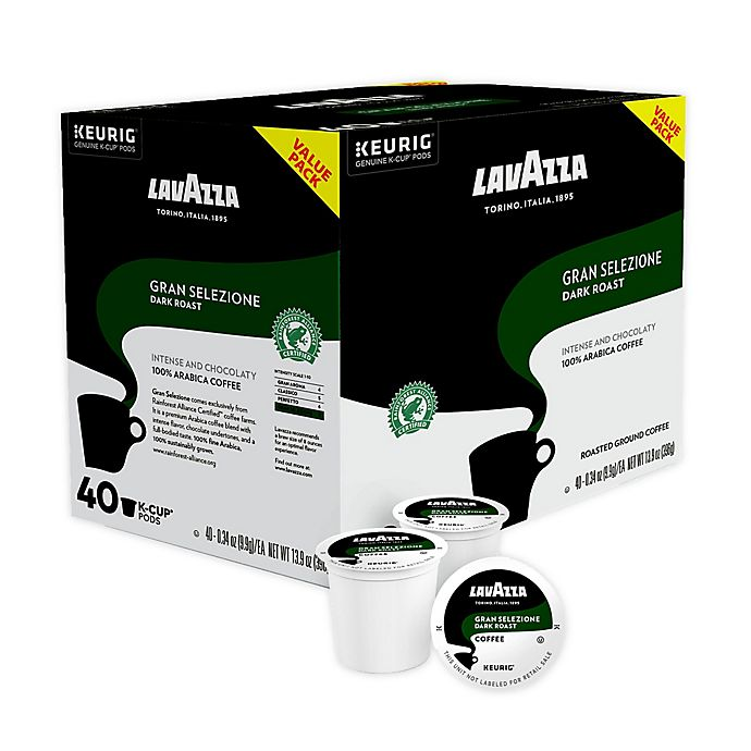 Alternate image 1 for LavAzza® Gran Selezione Coffee Keurig® K-Cup® Pods 40-Count