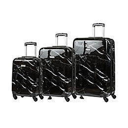 CHAMPS Carrera 3-Piece Hardside Spinner Luggage Set