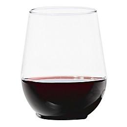 TOSSWARE™ Reserve Unbreakable 16 oz. Stemless Wine Glasses (Set Of 4)
