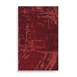 Highland Rug in Red
