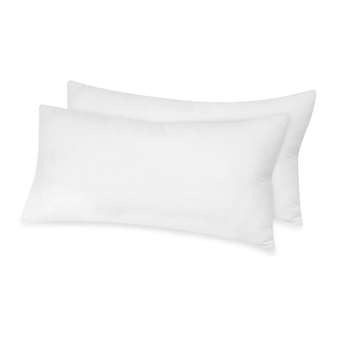 Alternate image 1 for Therapedic® TheraLOFT Pillows with CoolMAX® in White (2-Pack)
