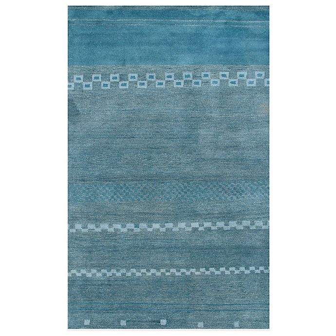 Alternate image 1 for Mojave Area Rugs in Blue