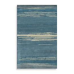 Mojave Area Rugs in Blue/Beige