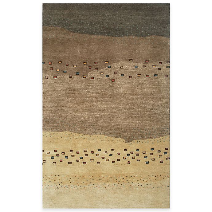 Alternate image 1 for Mojave Area Rugs in Beige/Brown