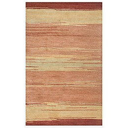 Mojave Area Rugs in Red/Beige