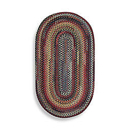 Capel Rugs Eaton Braided Oval Rug