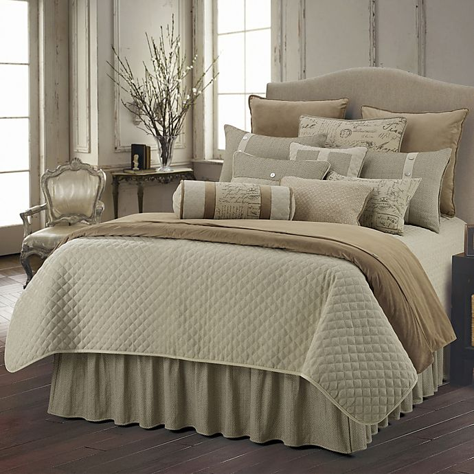Alternate image 1 for HiEnd Accents Fairfield Velvet Bedding Collection