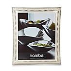 Nambe Beaded 8-Inch x 10-Inch Frame