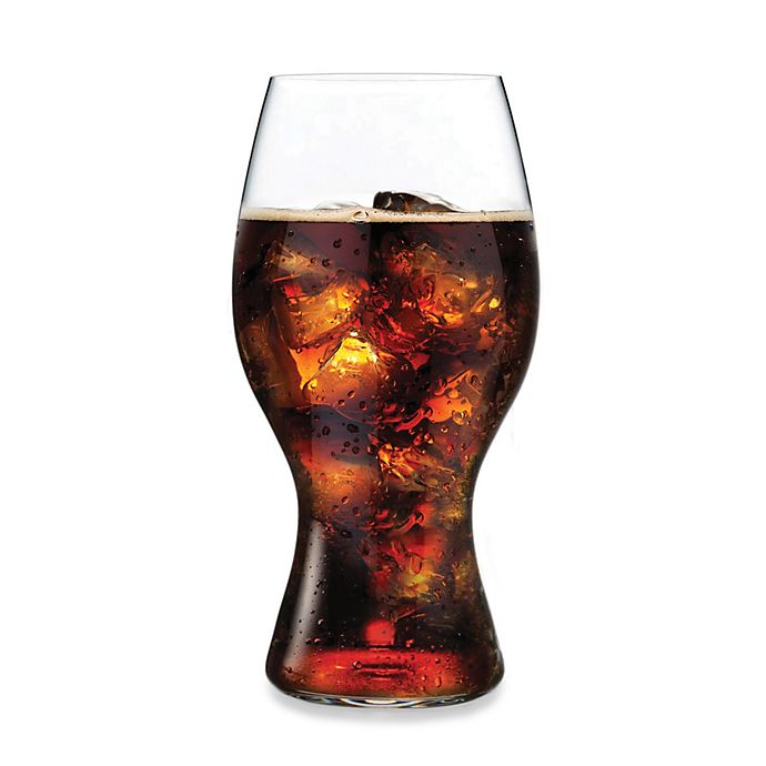 Alternate image 1 for Riedel® 17-Ounce Coca Cola® Glass