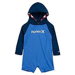 Hurley® Shark Bait Hooded 1-piece Wet Suit