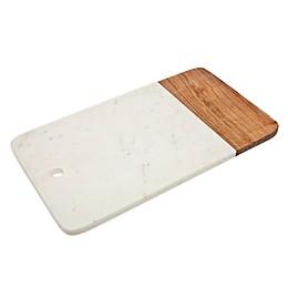 Godinger® Marble 16-Inch Rectangular Serving Board