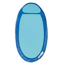 SwimWays Fold Up Spring Pool Float in Blue