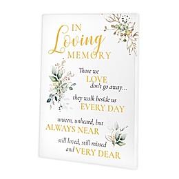 Lillian Rose™ Botanical Wedding Memorial Sign
