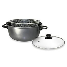 Cook Pro® 4.5-Quart Carbon Steel Deep Fryer