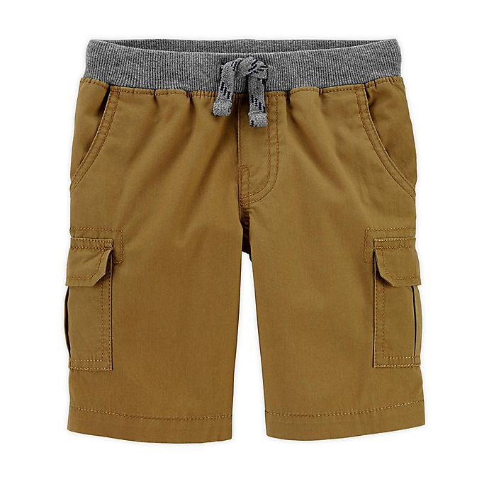 Alternate image 1 for carter's® Cargo Shorts