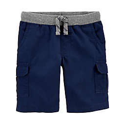 carter's® Size 3M Cargo Shorts in Navy