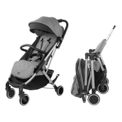 Evezo Channy Single Lightweight Stroller in Grey