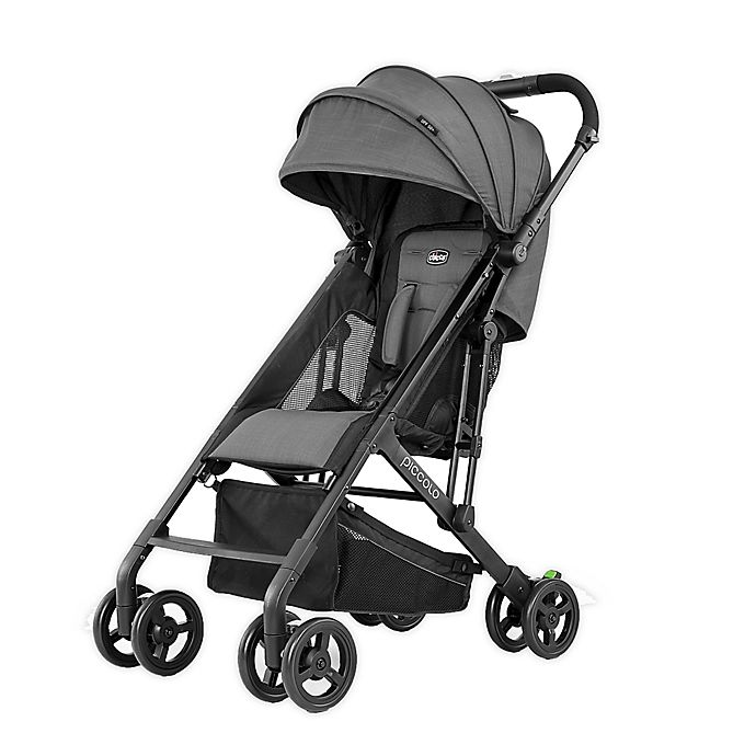 Alternate image 1 for Chicco® Piccolo Stroller in Carbon