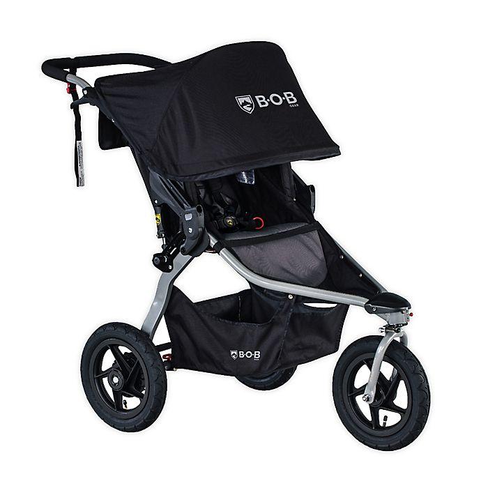 Alternate image 1 for BOB Gear® Rambler™ Jogging Stroller in Black