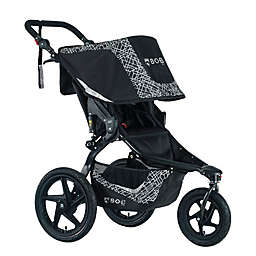 BOB Gear® Revolution® Flex 3.0 Jogging Stroller in Lunar Black