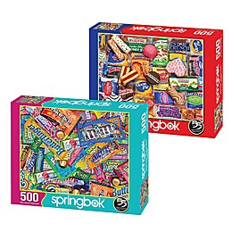 Springbok® Sweet Treats 500-Piece 2-Pack Jigsaw Puzzles