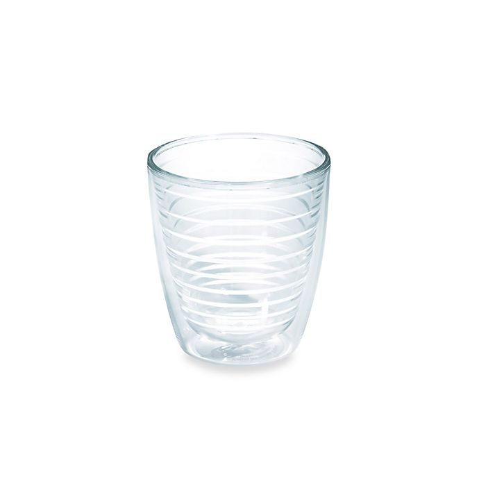 Alternate image 1 for Tervis® 12-Ounce Clear Tumbler
