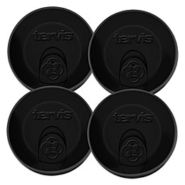 Tervis® 24-Ounce Travel Lids in Black (Set of 4)