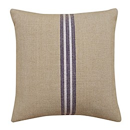 One Kings Lane Open House™ Striped Throw Pillow