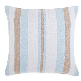 One Kings Lane Open House™ Striped Square Throw Pillow