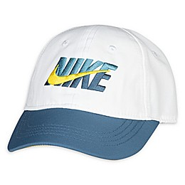 Nike® Jordan® Soft Cap in White/Blue