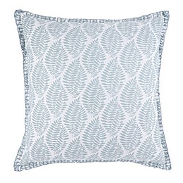 Bee & Willow™ Home Maiden Fern Square Throw Pillow in Laurel Green