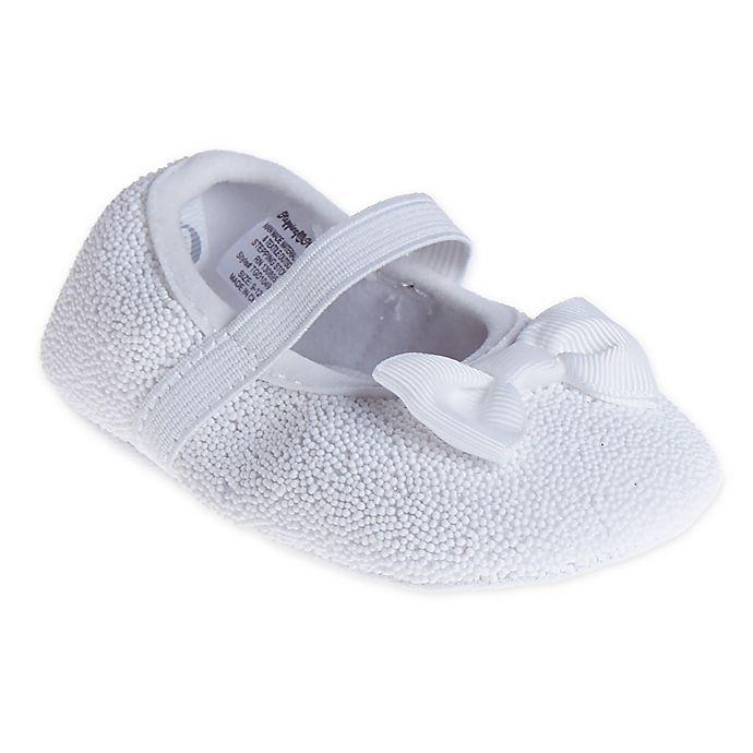 Alternate image 1 for Stepping Stones Glitter Dot Shoe