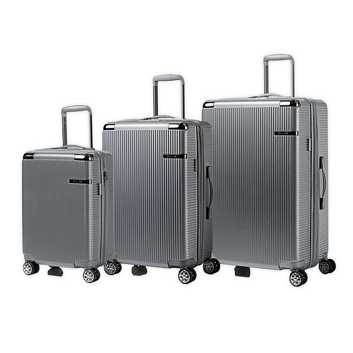 Alternate image 1 for CHAMPS Legacy 3-Piece Hardside Spinner Luggage Set