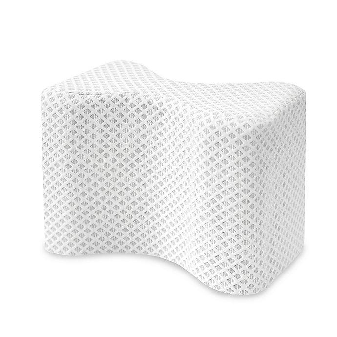 Alternate image 1 for SensorPEDIC Conforming Memory Foam Knee Support Pillow