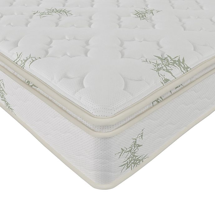 Alternate image 1 for Signature Sleep Pillow Top Hybrid Mattress