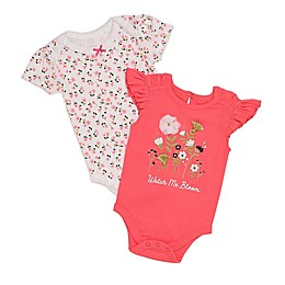 Baby Starters 2-Pack Bodysuits
