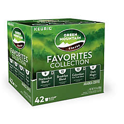 Green Mountain Coffee® Favorites Keurig® K-Cup® Pods 42-Count