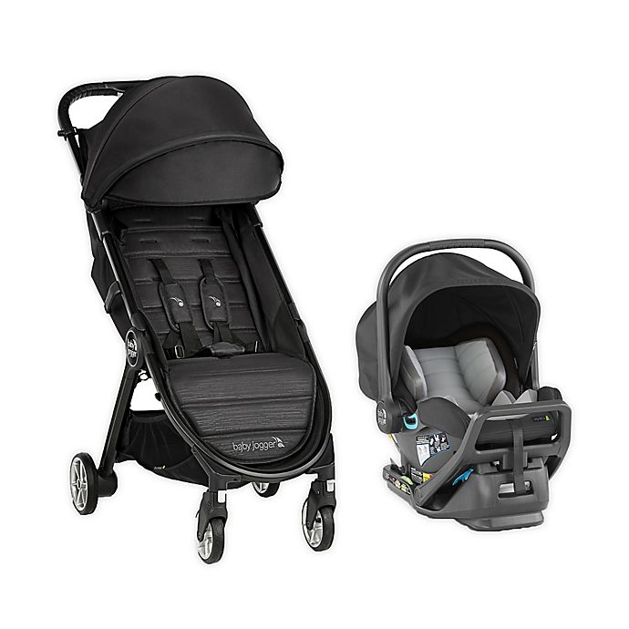 Alternate image 1 for Baby Jogger® City Tour™ 2 Travel System in Jet