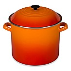 Le Creuset® 20 qt. Stock Pot in Flame