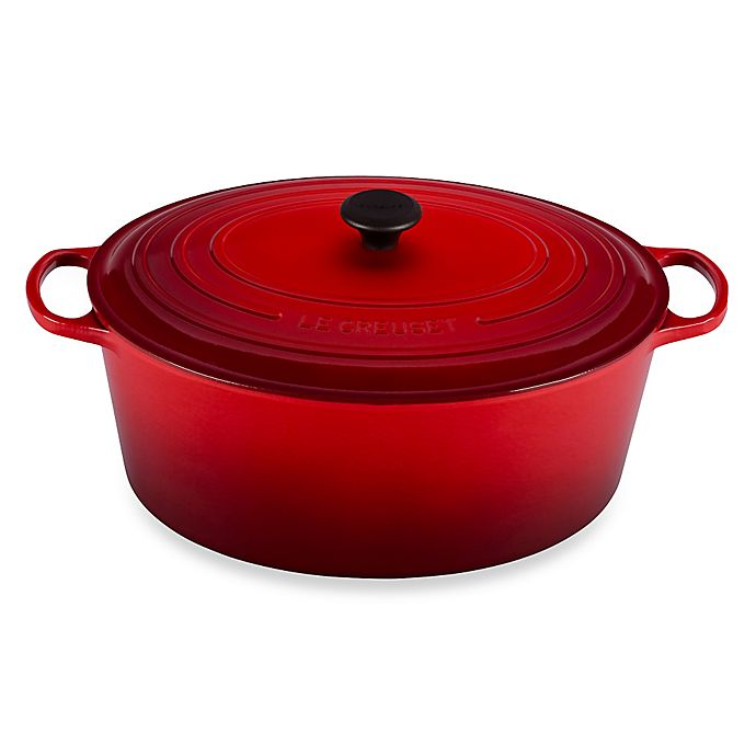 Alternate image 1 for Le Creuset® 15.5 qt. Signature Goose Pots